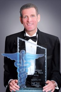 Dr. Paul Jones NCH 2014 Award