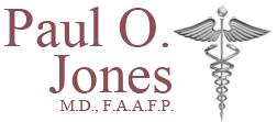 Dr. Paul Jones